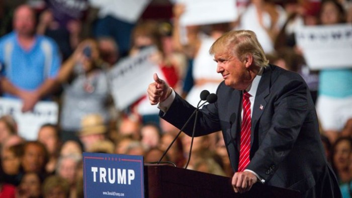 NH Poll: Trump +16, Kasich in 2nd, Jeb Bush Surging