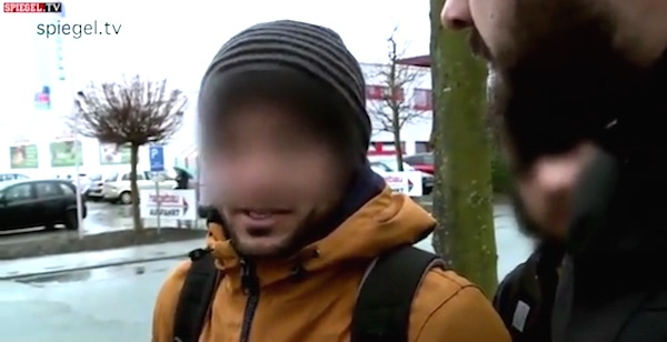 'ISIS Commander' On TV Posing As Migrant, Cops CLUELESS