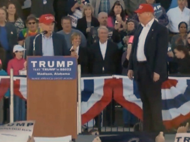 Game Changer: Jeff Sessions Endorses Trump From Stage In Alabama; Stunning Event Unites Populist, Nationalist Movement (Video)