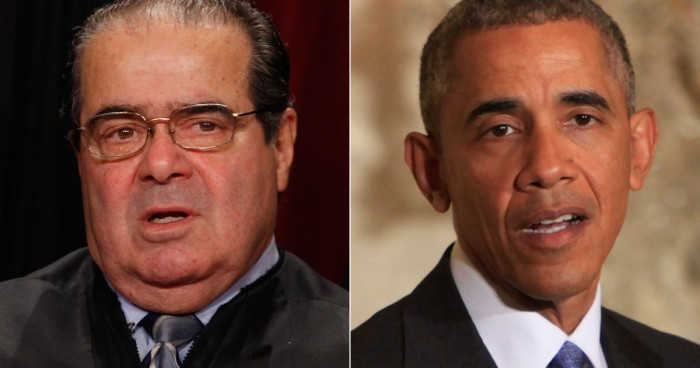 Political Battle Brews Over Replacing Justice Scalia