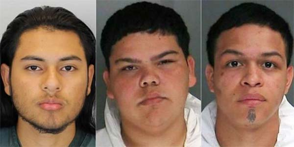 Three Alien Teenage MS-13 Gang Members Charged In Execution Style Murder