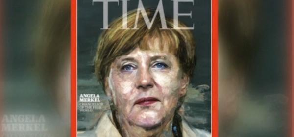 Merkel-Time