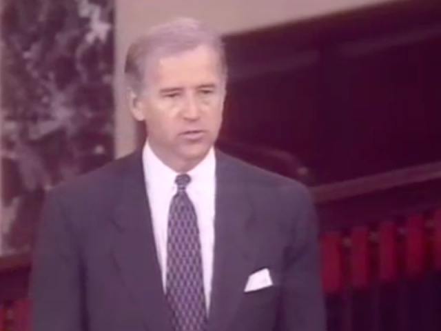 Joe Biden, 1992: No Supreme Court Pick Until After Election