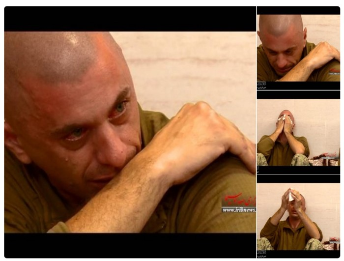 Iran Publishes Pictures Of Captured U.S. Sailors Crying (Video)