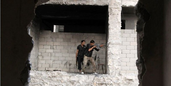 U.S. Allies Now Fighting CIA Backed Rebels