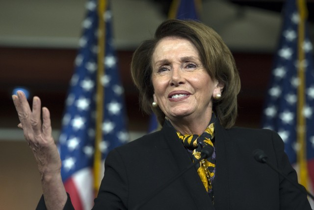 Nancy Pelosi Quotes Mohammad At National Prayer Breakfast (Video)