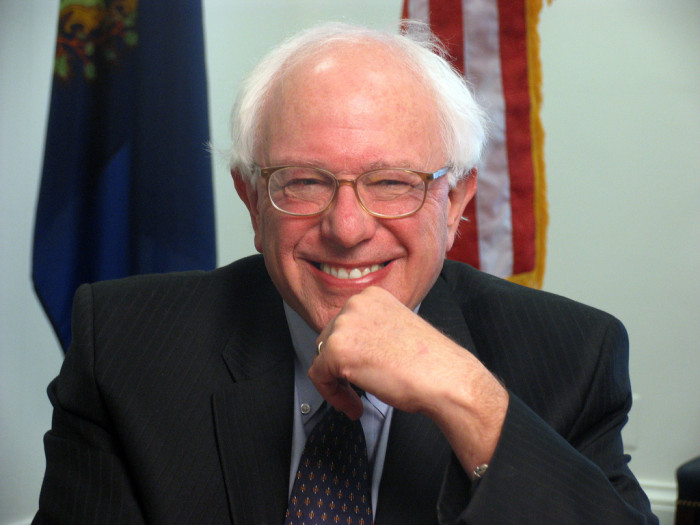 "Bernie Sanders:  ""YES, I Will Raise Taxes On Everybody"" (Video)"
