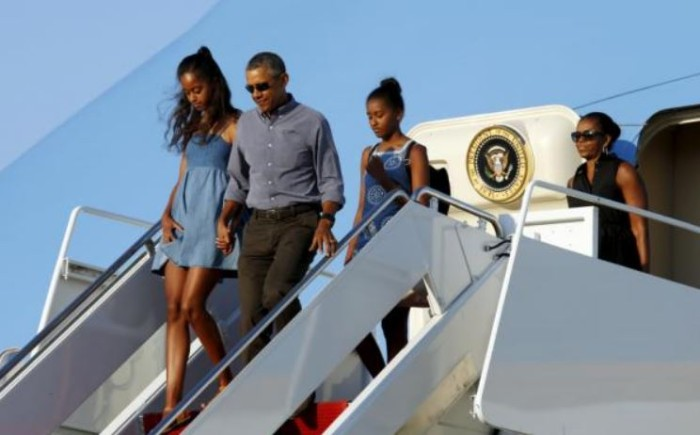 Obama Family Vacations EXCEED $74 Million