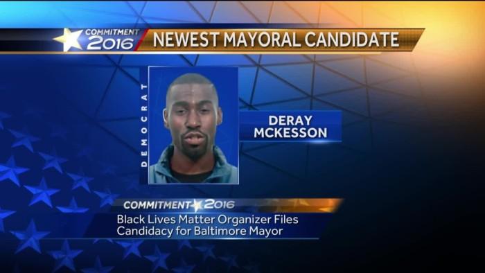 Black Lives Matter Activist To Run For Baltimore Mayor
