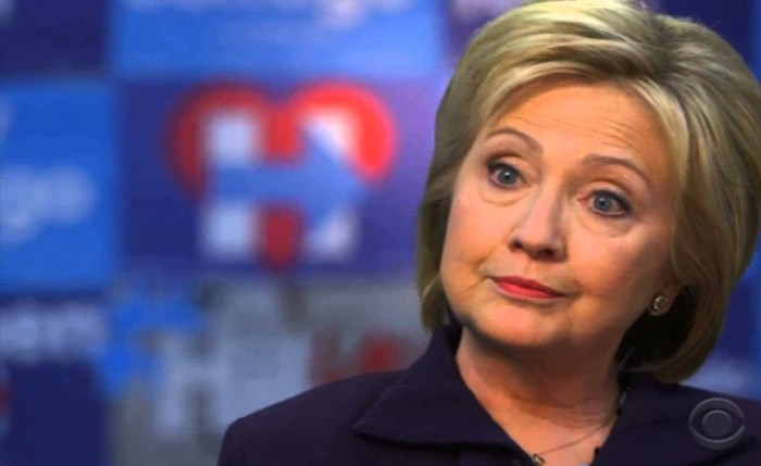 Clinton Can't Answer Simple Question: 'Have You Lied To The American People' (Video)