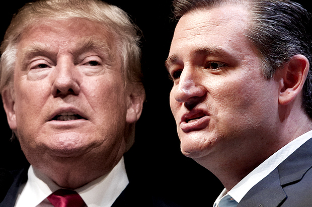 Ted Cruz Releases New Ad Slamming Trump for Cozy Clinton Relationship (Video)