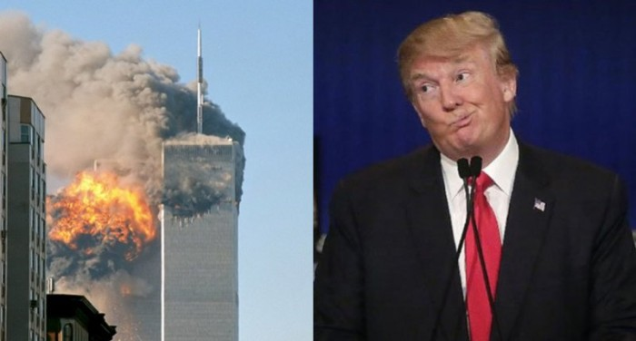 Trump Vows: 'Elect Me And You'll Find Out Who Really Knocked Down The Twin Towers' (Video)
