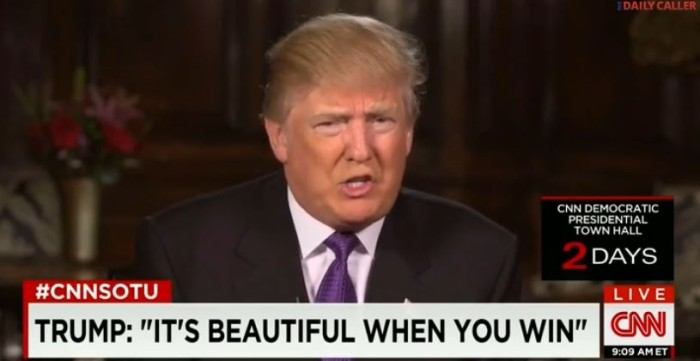 Donald Trump: 'The Only Way Hillary Will Be Stopped Is If She Gets Indicted' (Video)