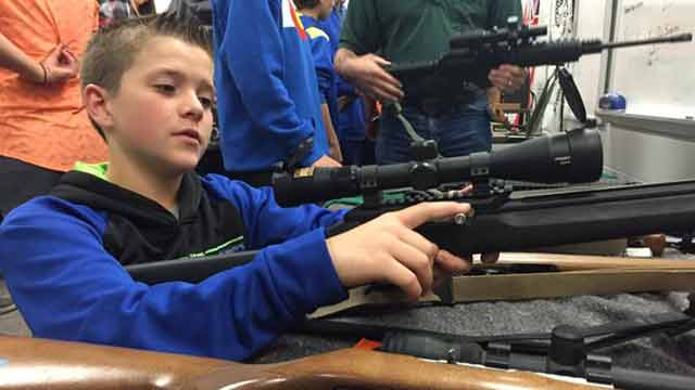 Guns Come To CO Middle School In The Name Of Safety (Video)