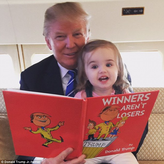 Kimmel Ghostwrites 'Book' For Trump: 'Winners Aren't Losers' (Video)