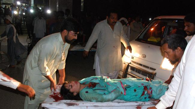 Deadly Easter TERRORIST Attack: At Least 65 Killed, 300 Wounded In Pakistan Bombing Near Playground (Video)