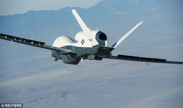 Pentagon Admits It Has Deployed Military Spy Drones Over The U.S. (Video)