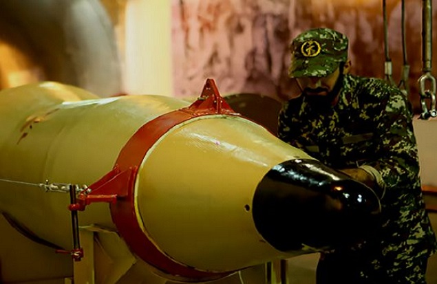 Iran Test-Fires Long Range Missiles Marked With WARNING Message To Israel (Video)