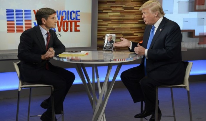 Donald Trump Discusses Protesters, Violence At Rallies, Romney And Ted Cruz (Video)