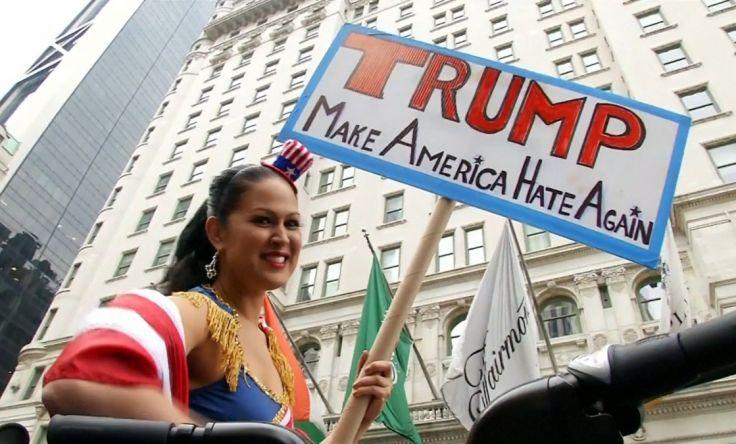Donald-Trump-protester