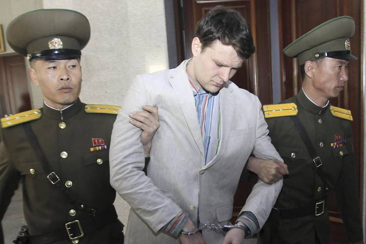 North-Korea-court-sentences-US-student-to-15-years-hard-labour