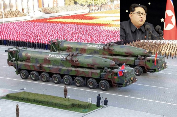 N. Korea Leader Kim Jong-Un Orders Nuclear Arsenal On 'STANDBY'