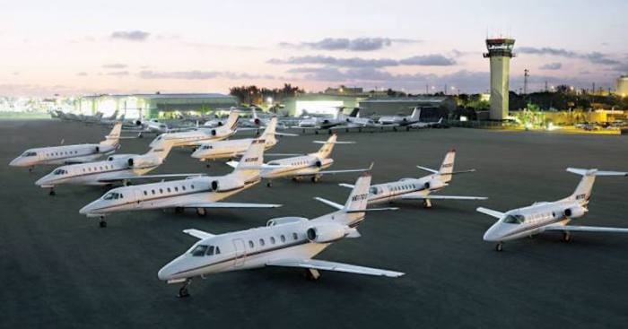 54 Private Jets At Private Island Meet To Stop Trump