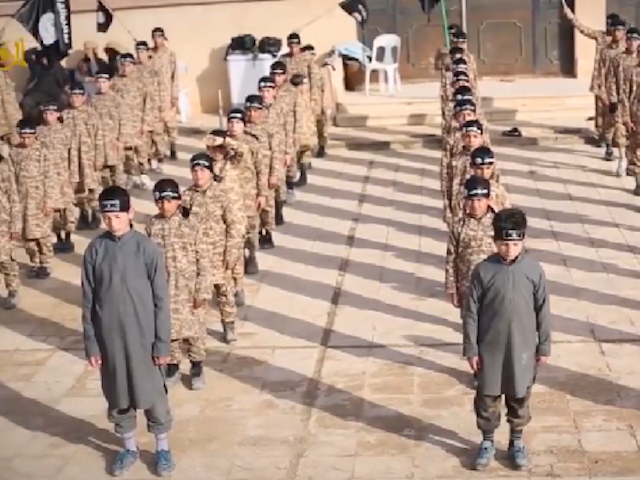 Report: Islamic State Forces Children To Play Soccer With Victims' Heads