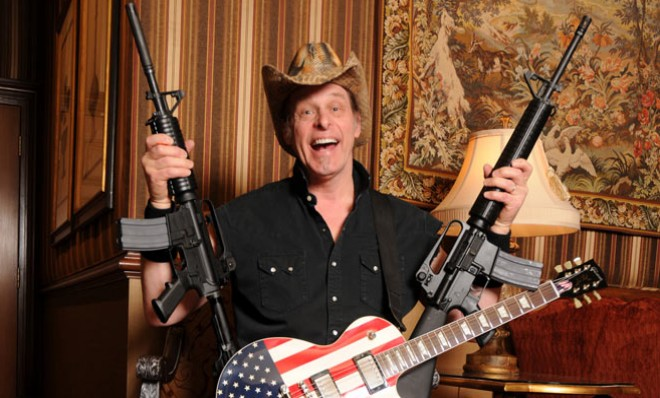 TED NUGENT: Posts THIS About Trump On Facebook And MELTS The Internet
