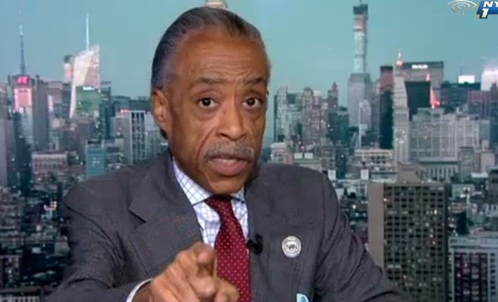 Sharpton: 'Long Bumpy' Diversity 'Showdown' Coming If Trump Continues 'Roaring' To The Top Of The GOP Ticket