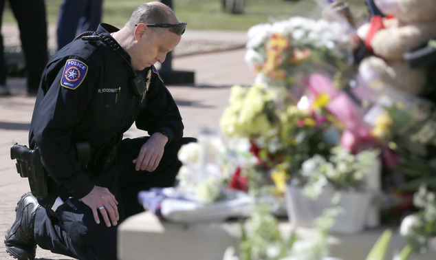Texas Officer Ambushed By Perp Released From Jail Hours Earlier
