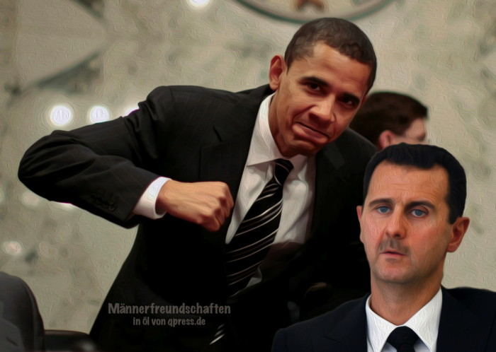 White House Says Assad Role In Syria Unity Government A 'Non-Starter' (Video)
