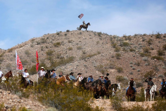 14 More Indicted For 2014 Bundy Standoff