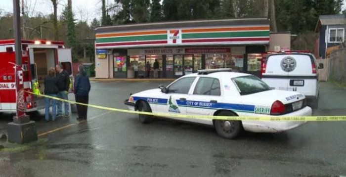 Customer With Concealed Carry Permit Fatally Shoots Ax-Wielding Attacker (Video)