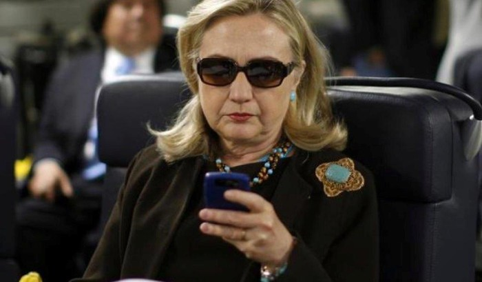 Clinton Email Withheld From State Department Relieved By Judicial Watch