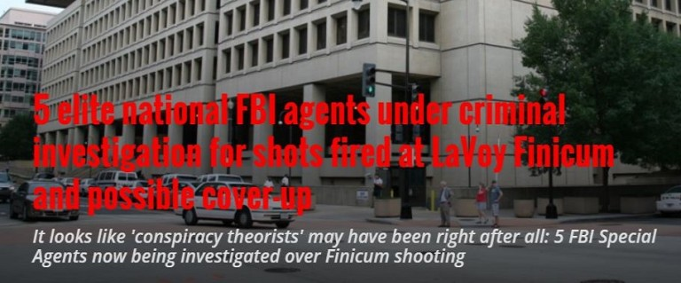 5 Elite FBI Agents Under Criminal Investigation For MURDER Cover-Up (Video)
