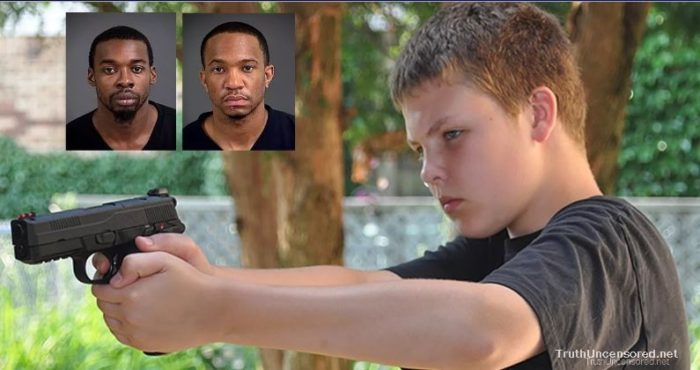 6 Time Felon Killed In Shootout By 13 Year Old During 'Attempted' Home Invasion