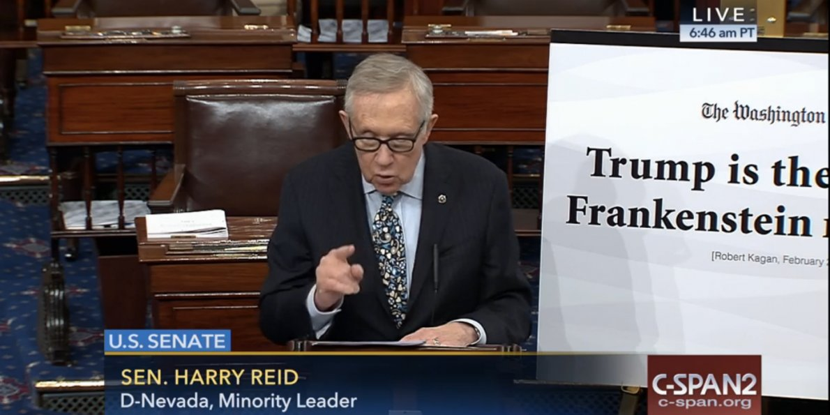 harry-reid-donald-trump-is-the-republican-partys-frankenstein