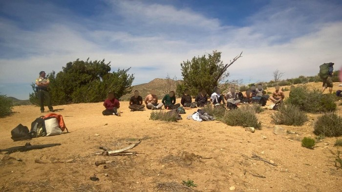 "Muslim Terror Cell Opened Fire On Hikers And Campers In California Park Shouting ""Allahu Akbar!"" (Video)"