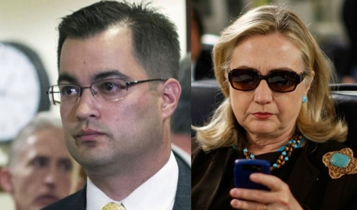 DOJ Grants IMMUNITY To Former State Dept Staffer Involved In Clinton Email Scandal (Video)
