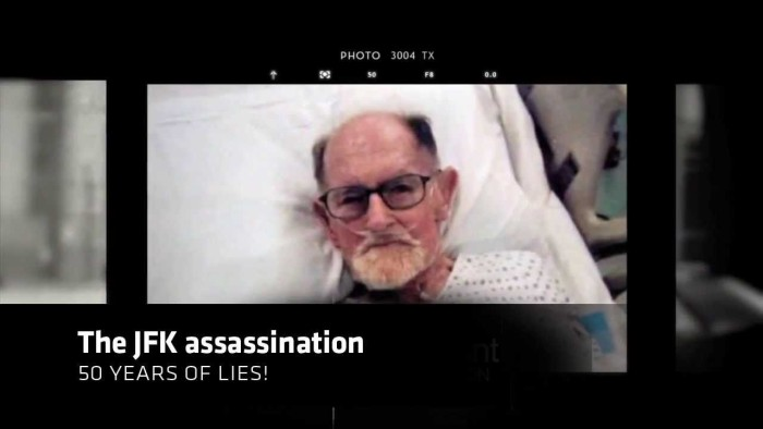 "WATCH: CIA Agent Confesses On Deathbed: ""I Was Part Of Assassination Team To Kill JFK"""