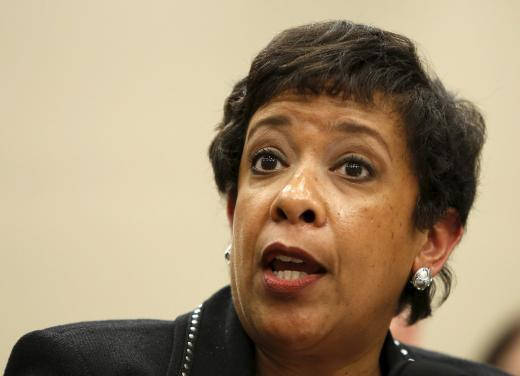 US Attorney General: We've 'Discussed' Prosecuting Climate Change Deniers
