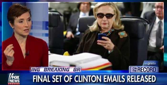 FBI Investigating Clinton Aides Sharing Passwords To Access Classified Information (Video)