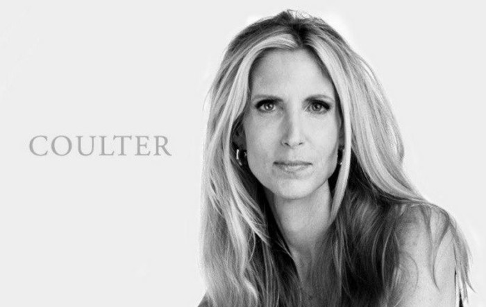 Ann Coulter: 'It's Only Donald Trump'