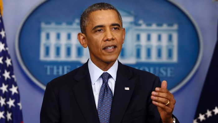 Obama Urges Congress To Take Action On Corporate Tax Reform