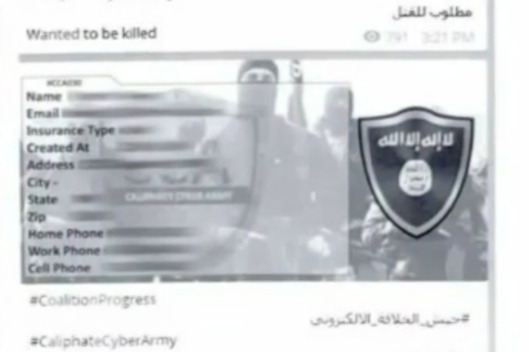 ISIS-Related Group Releases Seemingly Random Hit List With New Yorkers (Video)