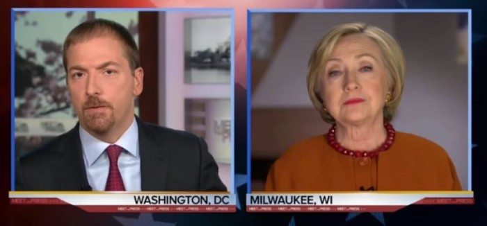 Hillary Clinton: 'Unborn Person' Doesn't Have Constitutional Rights (Video)