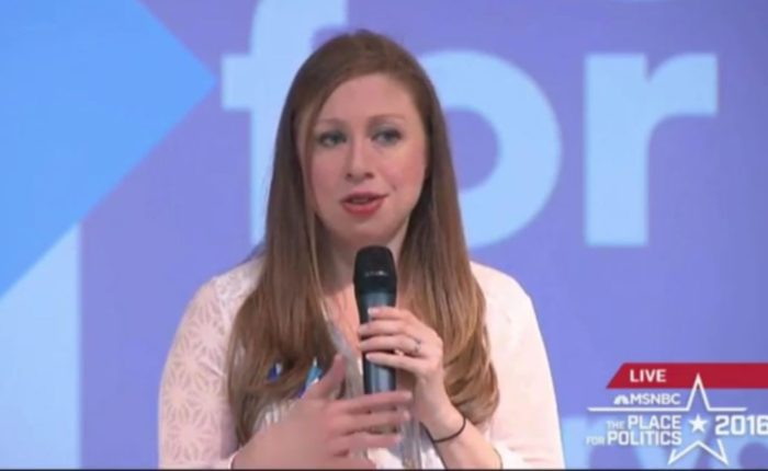 Chelsea Clinton: Gun Control Opportunity On Supreme Court With Scalia Gone (Video)
