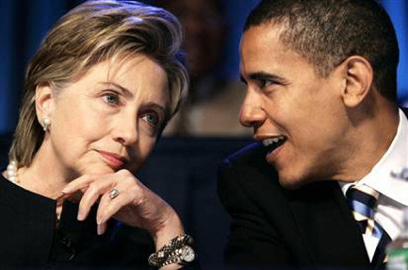 """Obama: Clinton Didn't """"Intentionally"""" Put America In Jeopardy (Video)"""