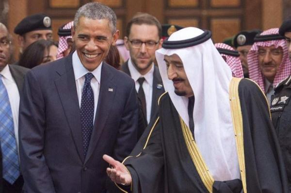 Obama Meets With Saudi King Salman Amid 9/11 Lawsuit Debate